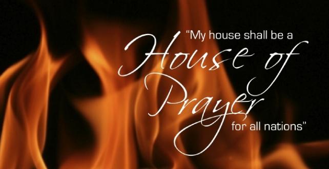 Biserica este un locas de rugaciune