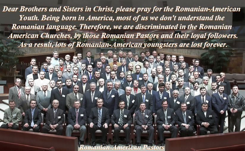 "My ""Sinfully"" English Rant [into the Romanian Pentecostal Church"